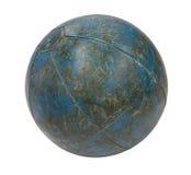 Старый шарик медицины Стоковые Фото