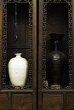 Античный шкаф Стоковое фото RF