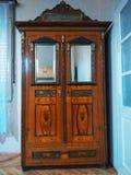 Старый шкаф стоковое изображение rf