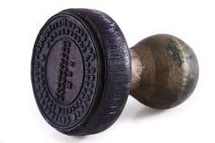 старый штемпель Стоковое Изображение RF
