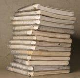 старый шток sketchbooks фото Стоковое Фото