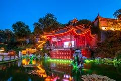 Старый этап в Zhenjiang, Китае стоковое изображение rf