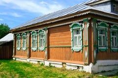 старый дом Стоковое фото RF