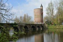 Старый Brugge Стоковое фото RF