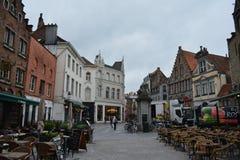 Старый Brugge Стоковая Фотография