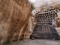 Старый dovecote пещеры стоковые фото