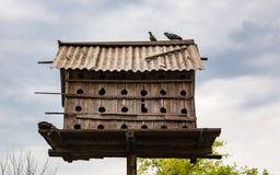 Старый dovecote стоковое изображение