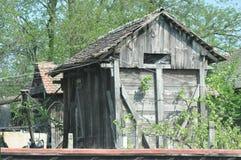 Старый dovecote стоковое изображение rf