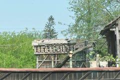 Старый dovecote стоковая фотография rf