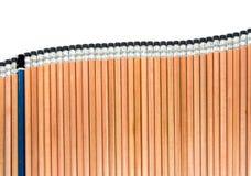 Старый EE рисует в группе в составе тип 2B карандаш вида аккуратный новый Стоковое Изображение RF
