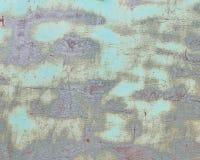 Старый grunge вытравил заржаветую текстуру стены металла Стоковое Изображение RF