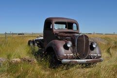 Старый Jalopy Стоковые Фото