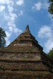 старый pagoda Стоковая Фотография