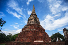старый pagoda Стоковое Фото