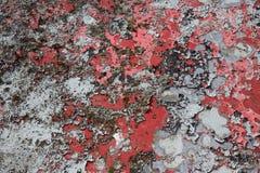 Старый paintwork Стоковая Фотография RF