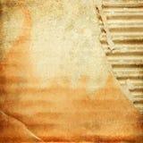 старый paperboard стоковое изображение