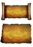 Старый sweathered перечень Стоковое Изображение RF