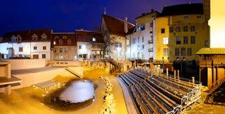 Старый Tallinn Стоковая Фотография