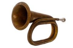 старый trumpet Стоковая Фотография RF