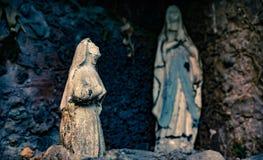 Старый virgin - город Serena Ла, Чили Стоковые Изображения