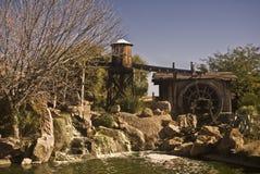 старый waterworks западный Стоковое Фото
