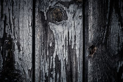 Старыми деревянными стена покрашенная домами крупного плана eyedroppers высокий разрешения взгляд очень тонизировано Стоковая Фотография RF