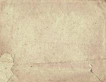 Старым бумага запятнанная годом сбора винограда Стоковые Фотографии RF