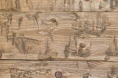 3 старых деревянных доски покрытой с защитным агентом Стоковые Фото