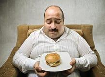 старье еды Стоковое Изображение
