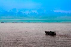Старье китайца моря южного Китая Стоковое фото RF