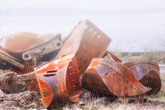 Старье металла стоковая фотография