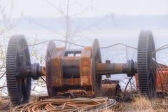 Старье металла стоковое изображение rf