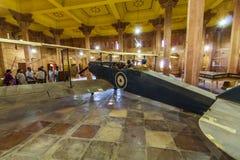 Стар de Havilland DH9 в дворце города Bikaner стоковое изображение rf