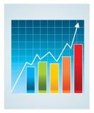 статистика стоковое изображение
