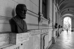 Статуи Будапешт стоковые изображения