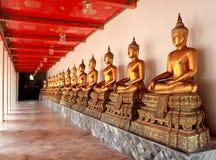 статуи Будды Стоковые Фотографии RF