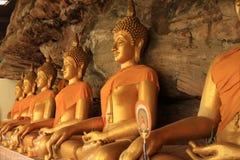 статуи Будды Стоковая Фотография