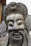 Статуи высекаенные камнем Стоковое Изображение
