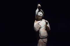 Статуи в династии тяни Стоковое Фото