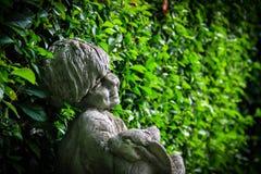 Статуи в парке Стоковое Фото