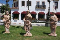 Статуи женщин Стоковая Фотография RF