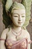 Статуи женщин yong. Стоковое Изображение