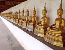 Статуи изображения Будды компановки Стоковая Фотография RF