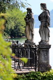 Статуи Италия Стоковое Фото