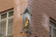 статуи и детали церков Стоковое Изображение RF