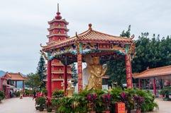 Статуи на 10 тысяч Buddhas стоковая фотография