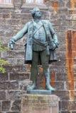 Статуи на Burg Hohenzollern замка Hohenzollern Стоковая Фотография