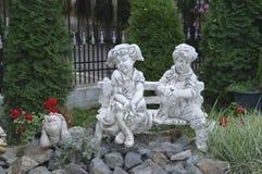 Статуи орнамента Стоковая Фотография
