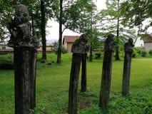 статуи Стоковые Фотографии RF