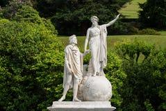 статуи Стоковая Фотография